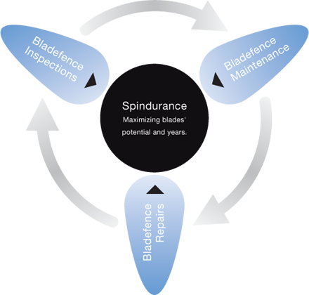 Spindurance infographics